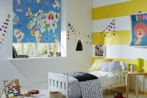 Рольшторы в детскую комнату
