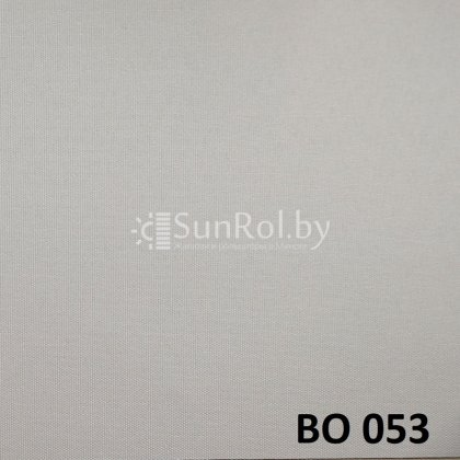 Рулонные шторы Блэкаут BO 053