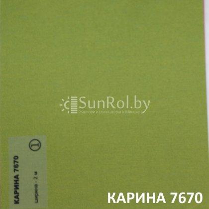 Рулонные шторы Карина 7670