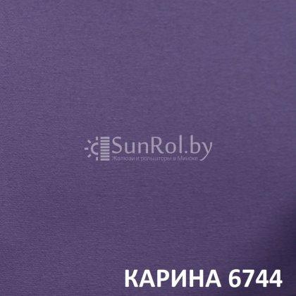 Рулонные шторы Карина 6744